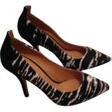 Isabel Marant Zebra print Heels