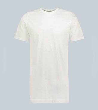 Rick Owens Level cotton-jersey T-shirt