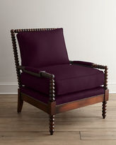 Old Hickory Tannery ELLSWORTH SPINDLE CHAIR