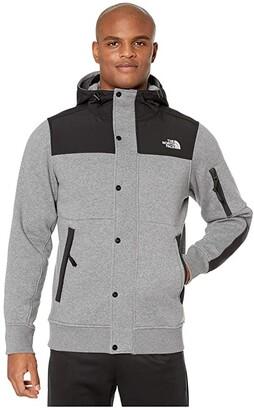 The North Face Highrail Fleece Jacket (TNF Black) Men's Clothing