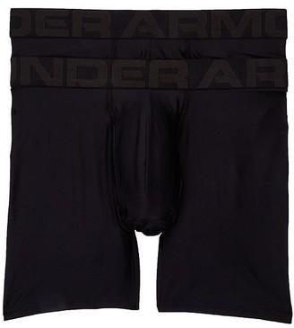 Under Armour UA Tech 6'' Boxerjock Boxer Brief 2-Pack