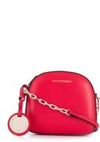 Emporio Armani logo cross-body bag