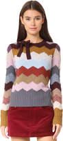 Marc Jacobs Intarsia Sweater