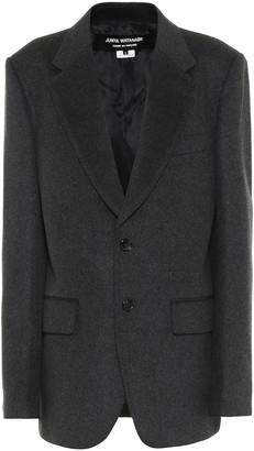 Junya Watanabe Wool-blend blazer