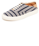 Soludos Striped Classic Sneakers