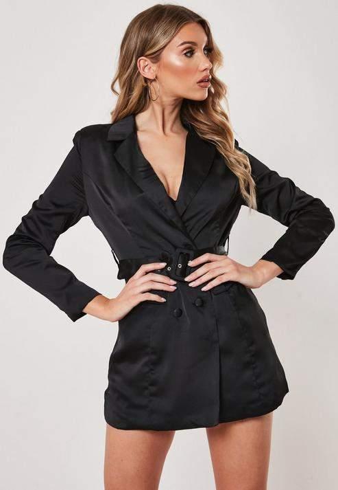 7383f04af3f3 Missguided Blazer Dresses - ShopStyle UK
