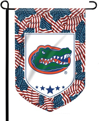 "Florida Gators 12"" x 15"" Patriotic Garden Flag"