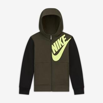 Nike Little Kids' Full-Zip Hoodie