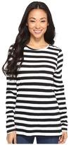 Roxy Zarauz Beat Stripes Long Sleeve Top Women's Clothing