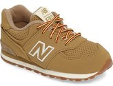 New Balance 574 Heritage Sport Sneaker (Baby, Walker & Toddler)