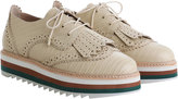 Zimmermann Brogue Flatform