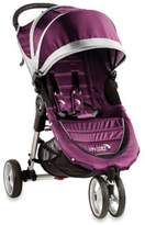 Baby Jogger City Mini® 3-Wheel Single Stroller in Purple/Grey