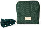 Deux Lux Hunter Juniper Zip Wallet