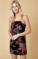 Reverse Arabella Floral Slip Dress