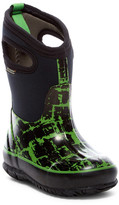 Bogs Classic High Graffiti Waterproof Winter Boot (Toddler & Little Kid)