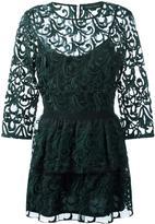 Christian Pellizzari lace dress