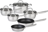 Berghoff Dorato 10Pc 18/10 Stainless Steel Cookware Set