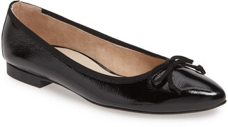 Paul Green Andre Pointy Toe Ballet Flat