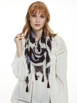 Scotch & Soda Patterned Scarf