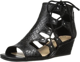 Bella Vita Women's Imani Ii Wedge Sandal