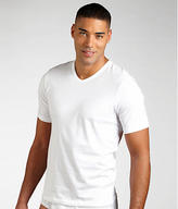 HUGO BOSS Cotton V-Neck T-Shirt 3-Pack