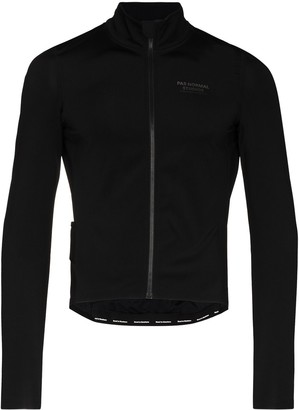 Pas Normal Studios Defend long-sleeve cycling top