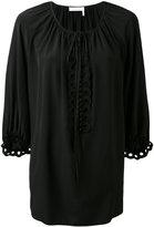Chloé shift blouse