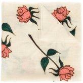 "The Elder Statesman '20"" x 20"" Pashmina Handkerchief' scarf"