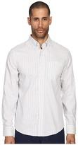 Jack Spade Palmer Stripe Button Down Men's Clothing