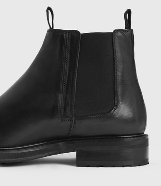 AllSaints Brendon Leather Boots