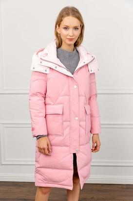 J.ING Pinkerton Puffer Coat
