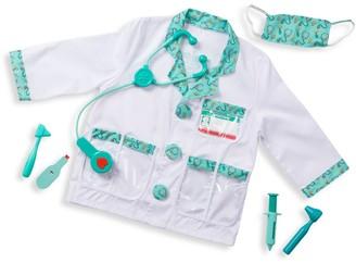 Melissa & Doug Kid's Doctor Role Play Costume Set
