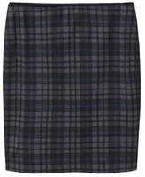 Violeta BY MANGO Check design skirt