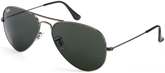 Ray-Ban ORB3025 Aviator Sunglasses - Gunmetal