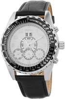 Burgmeister Men's BM302a-182 Analog Display Automatic Self Wind Black Watch