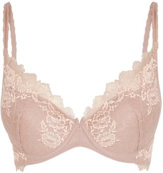 Wacoal Lace Perfection Blush Underwired Bra