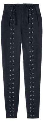 A.L.C. Kingsley Lace-Up Pants