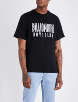 Billionaire Boys Club Reflective logo T-shirt