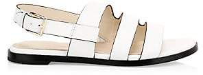 Cole Haan Women's Anela Grand Leather Slingback Sandals