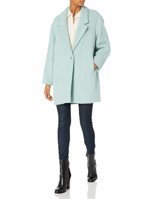 Rebecca Taylor Women's Single Breasted Oversized Coat