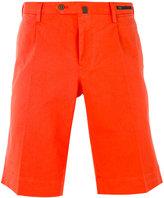 Pt01 classic chino shorts - men - Cotton/Spandex/Elastane - 48