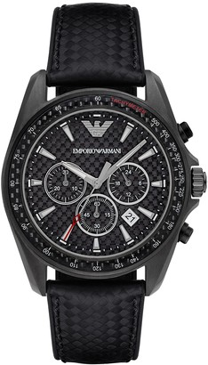 Emporio Armani Men's AR6098 Sport Silver Quartz Watch