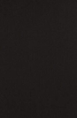 Fraiche by J Pleat Waist Long Sleeve Midi Dress