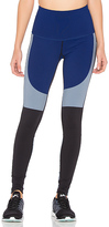 Splits59 Farrah Legging in Blue. - size L (also in XS)