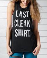 Reebok Last Clean Shirt Layering Tank Top