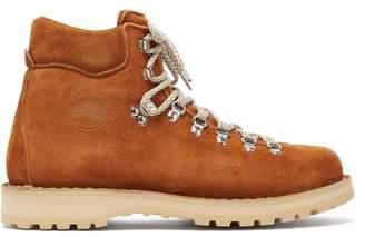 Diemme Roccia Vet Suede Hiking Boots - Mens - Brown