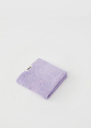 Tekla Terry Hand Towel Lavender