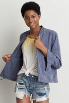American Eagle Outfitters AE Drawstring Bomber Jacket