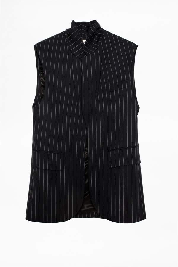 Zadig & Voltaire Vex Stripes Blazer