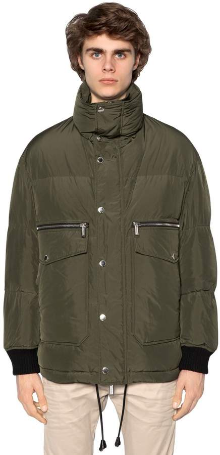 DSQUARED2 Nylon Down Jacket